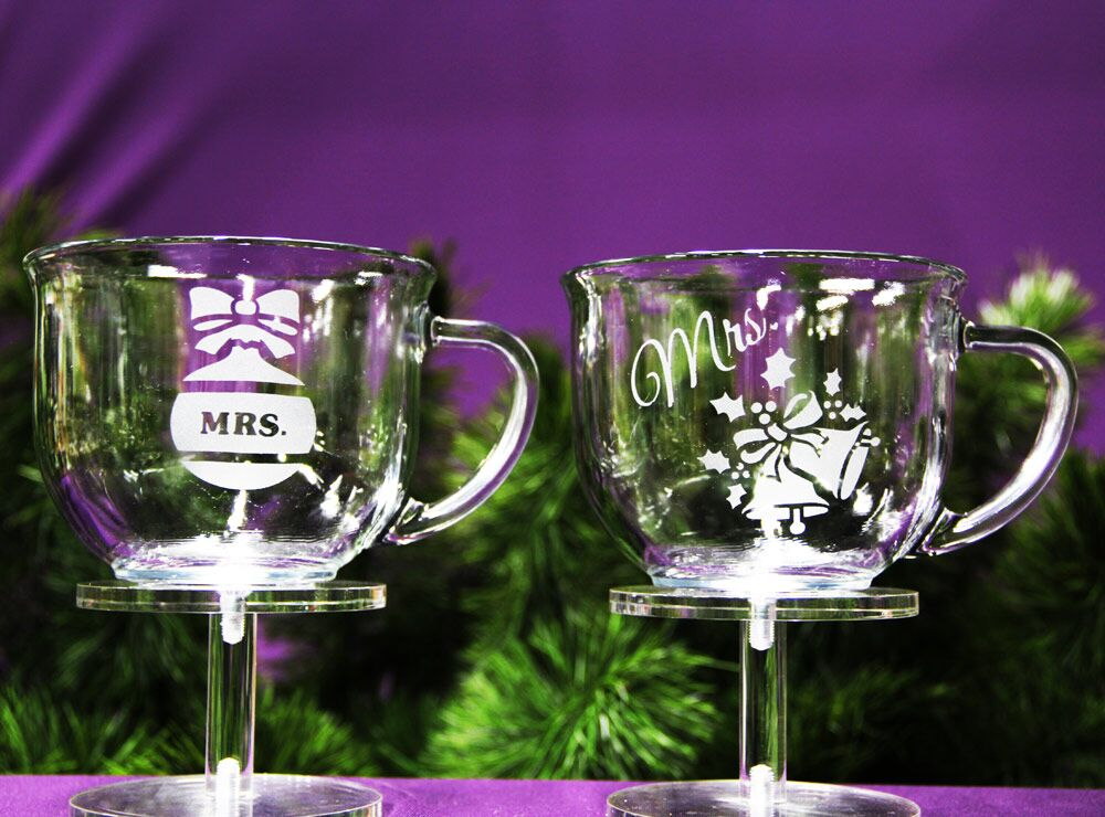 Mr. and Mrs. Merry in the Morning-Ornaments