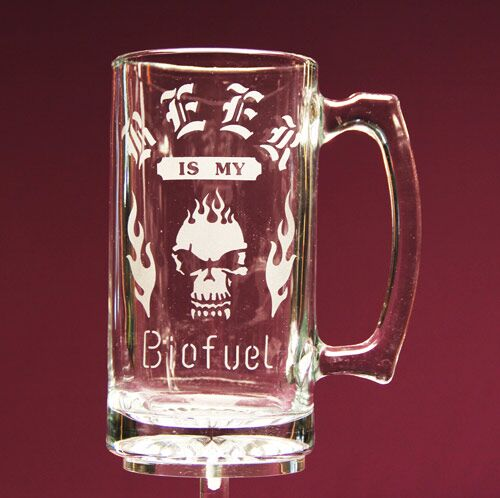 Beer is My Biofuel