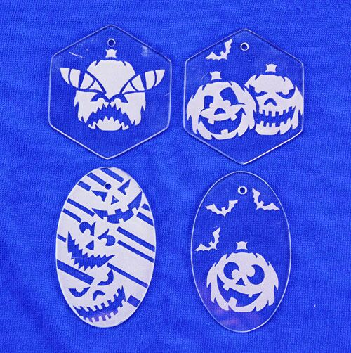 Halloween Etch Kit