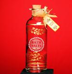 Bath Salts Bottle
