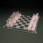 Mirrored Chess Set