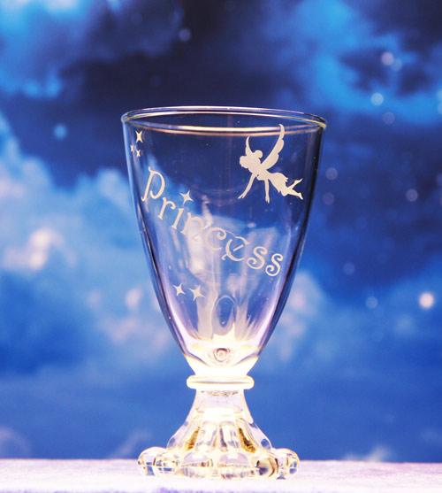 Fairy Princess Glass