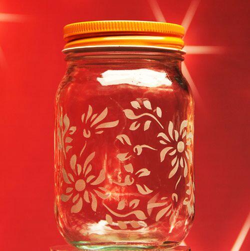 Summer Wonder Jar