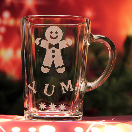 YUM Cocoa Mug