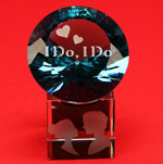 I Do I  Do Keepsake Diamond