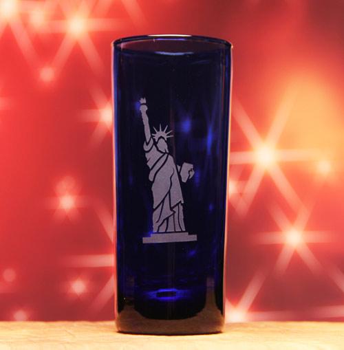 Statue Of Liberty Vase