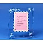 Mothers Day Poem Frame