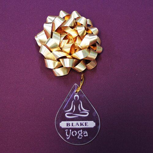 Get Personal - Yoga Drop