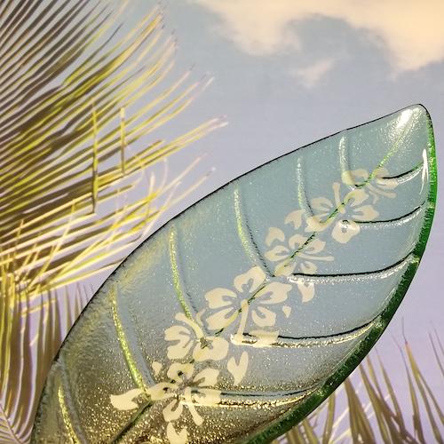 Aloha Green Leaf Dish