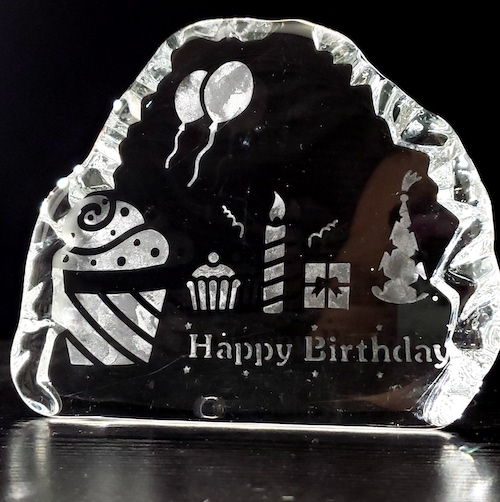 Happy Birthday Iceberg