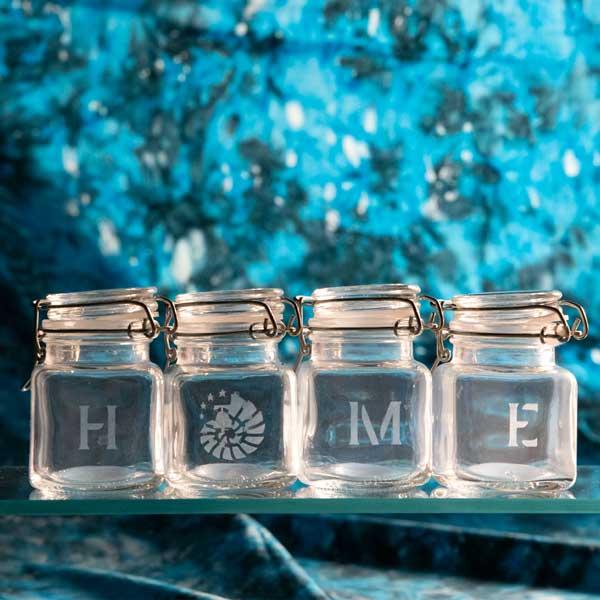 Seasonal HOME Mini Jars