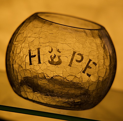 Hope Flame Candle Holder