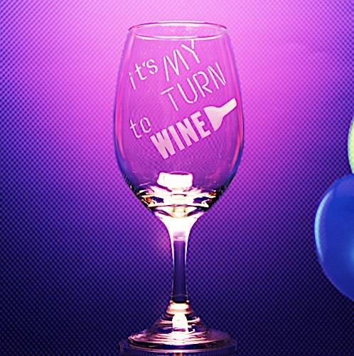 My Turn To Wine