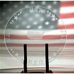 Patriotic Plate