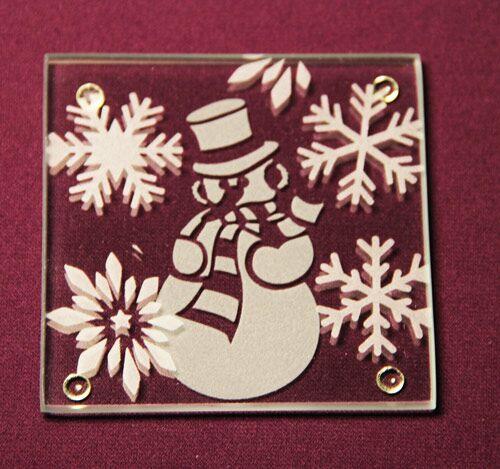 Snowman Snow Day