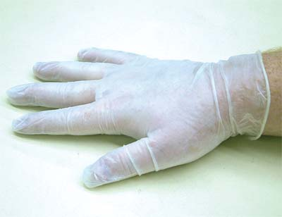 1 Pair Disposable Gloves