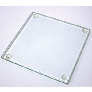 Etchable Square Coaster (6 pc)
