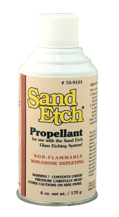 Sand Etch Propellant