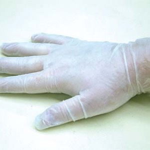 08-9999 - 1 Pair Disposable Gloves