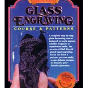 Glass Engraving Course & Patterns