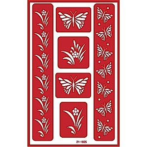 21-1605 - ONO Butterfly Border