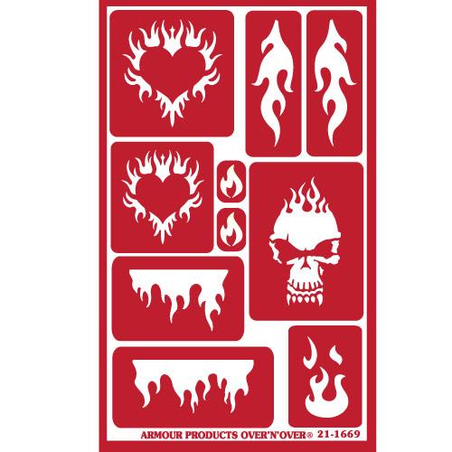 ONO  Flames