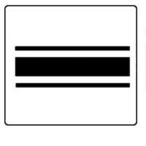 Pinstripe border #4000