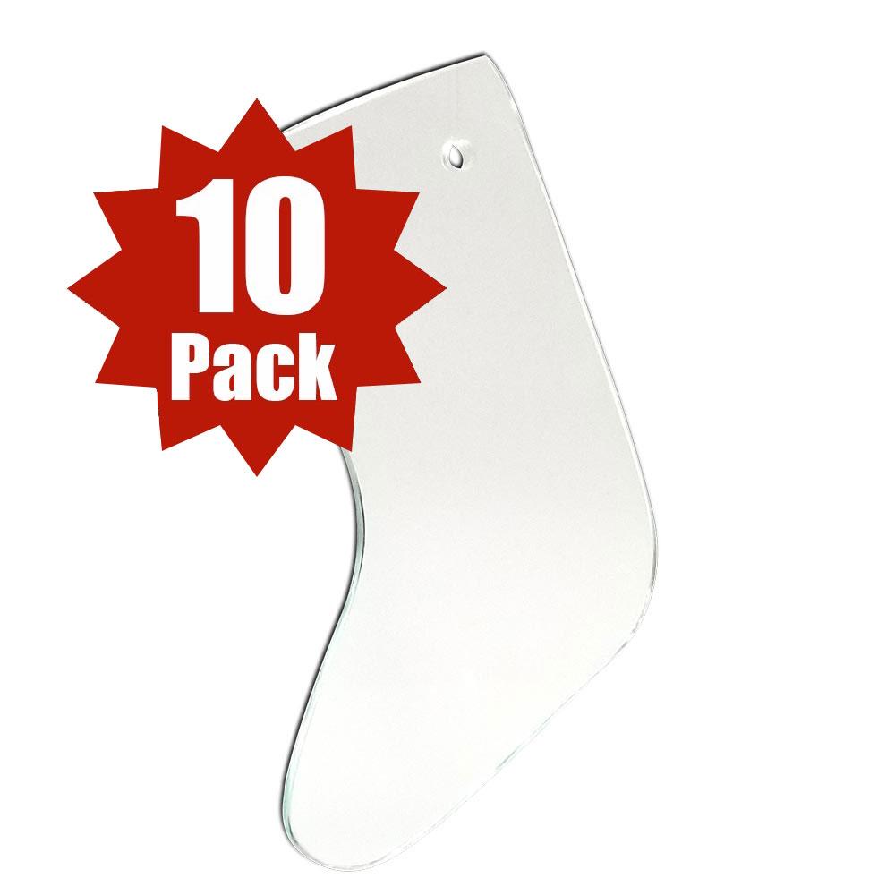 Stocking Shape (10 Pack)