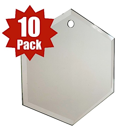 Thin Bevel Hexagon
