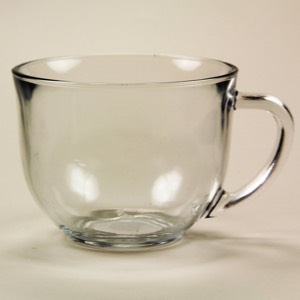 60-3551 - Clear Soup Mug 18 oz
