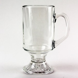 60-3570 - Clear Coffee Mug 8  oz