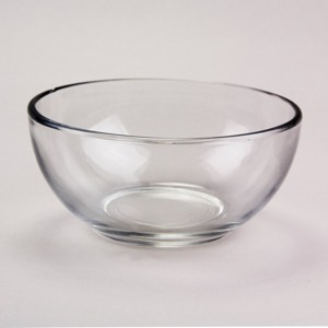 Clear Glass Bowl 6""