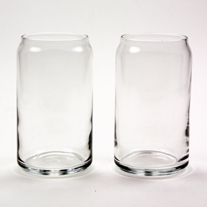 60-7034 - Beer Can Glasses set of 2