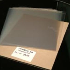 61-2617 - Laser & Photocopier stencil material 6 sheets