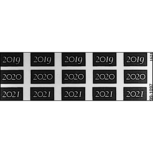 99-1097 - 2019-2021 (100 Pack)