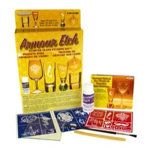 10-0100 - Starter Glass Etching Kit